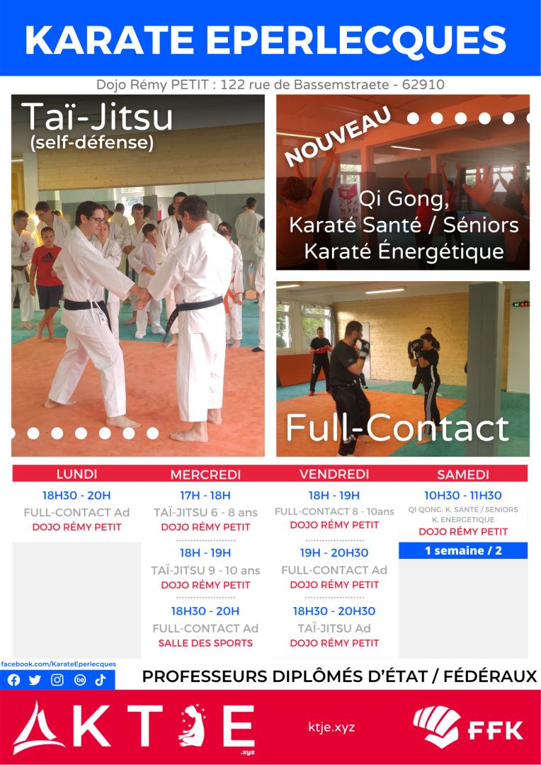 Karate Eperlecques